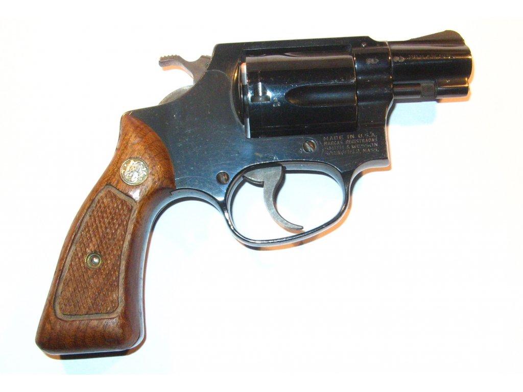 S&W Model 36 cal  38 Spec