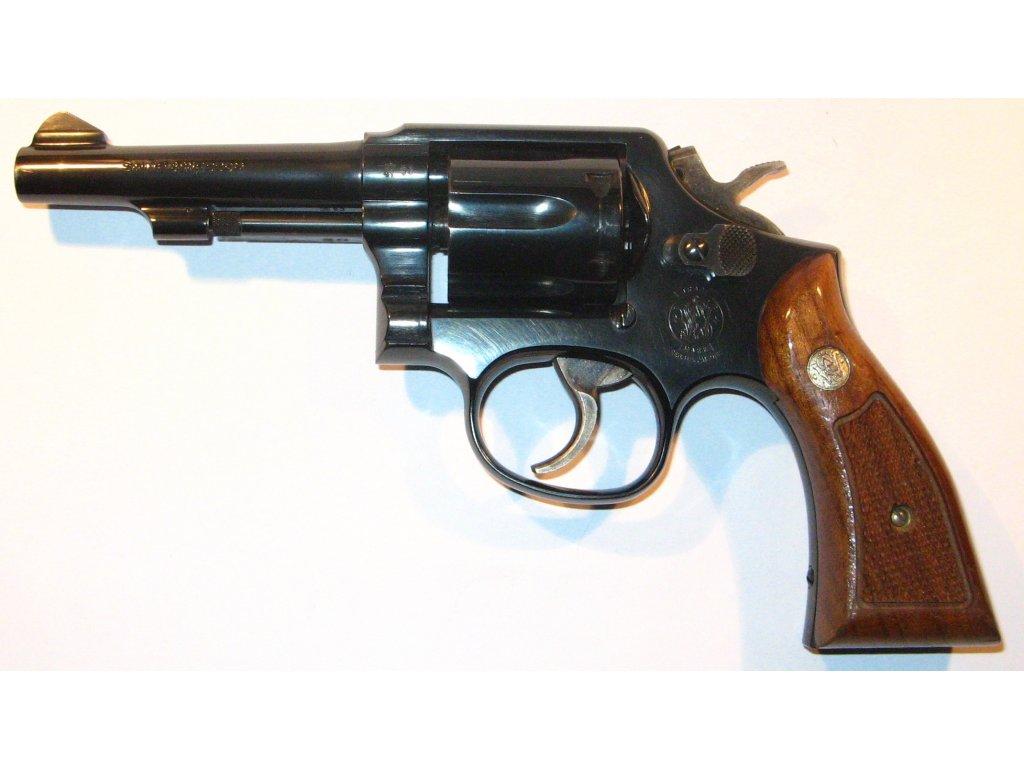 S&W Model 10 cal  38 Spec