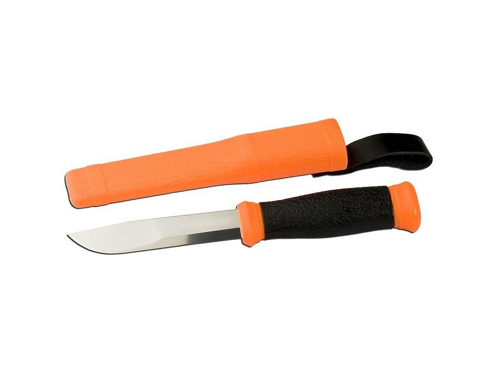 Morakniv 2000 Orange Swedish Knife