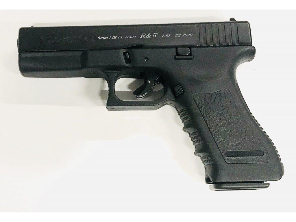 Bruni GAP G17 cal.6mm ME Flobert Pistol