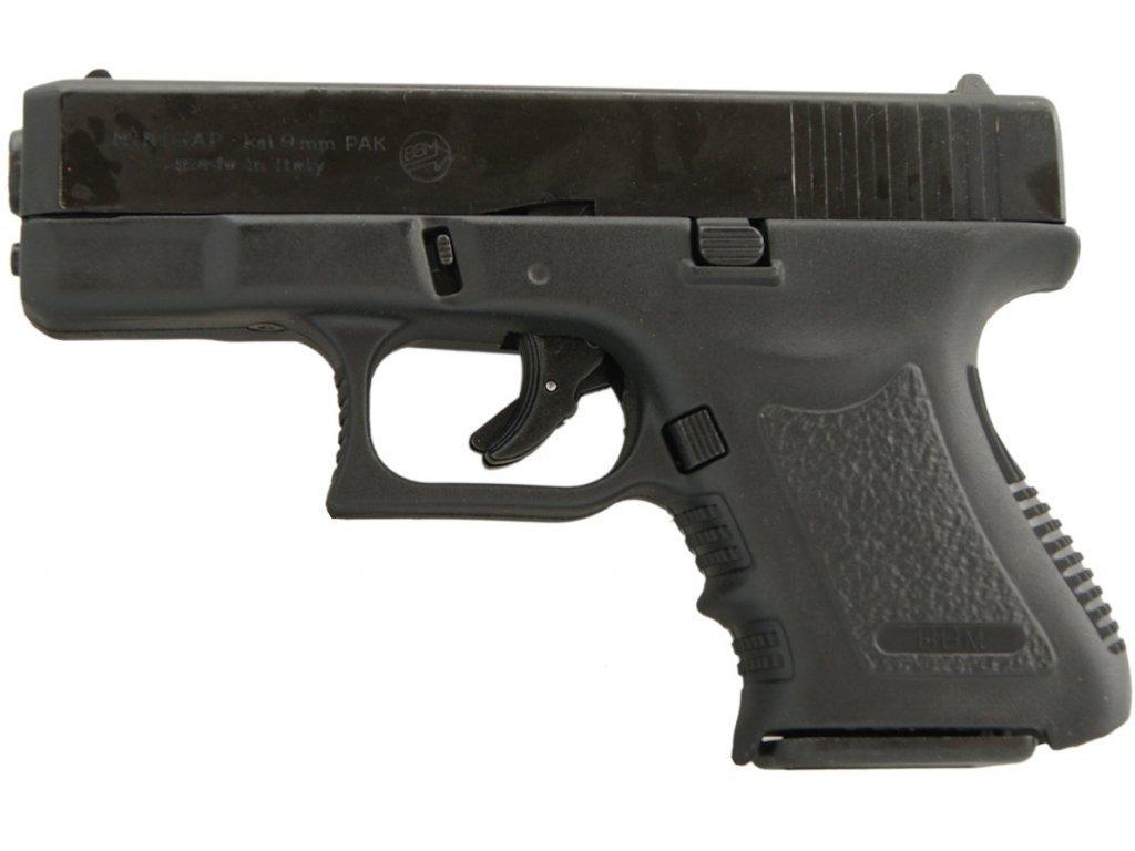 Gas Pistol Bruni MiniGAP cal. 9mm