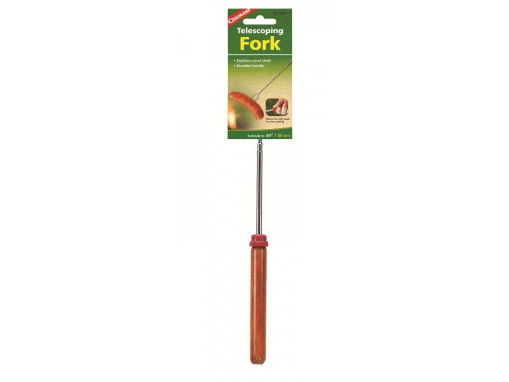 Coghlan's Telescopic Fork for Roasting
