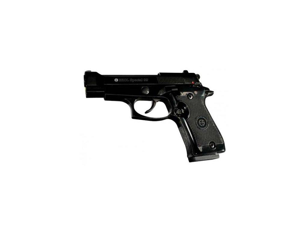 Gas Pistol Ekol P99 Special Black cal. 9mm
