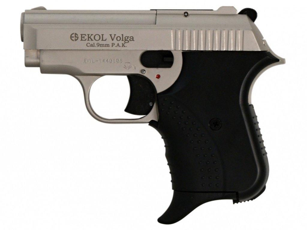 Gas Pistol Ekol Volga sateen cal. 9mm