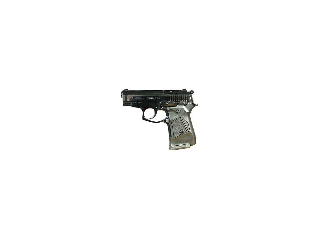 Gas Pistol Atak Zoraki 914 Black cal. 9mm