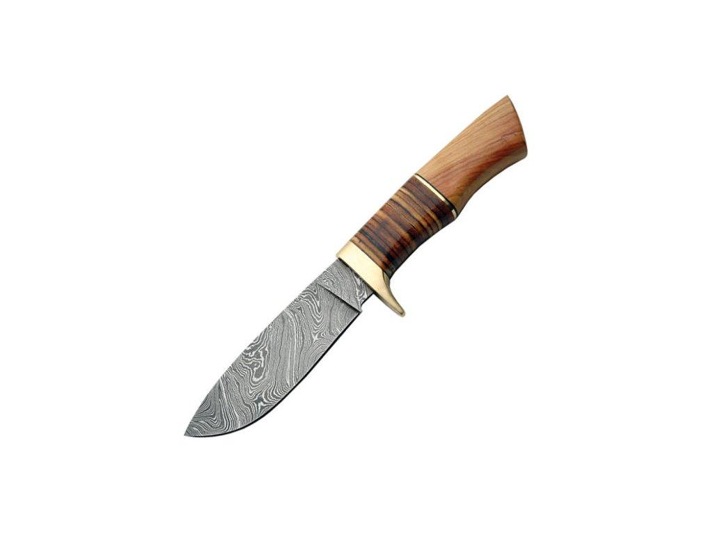 Damascus DM1100 Knife