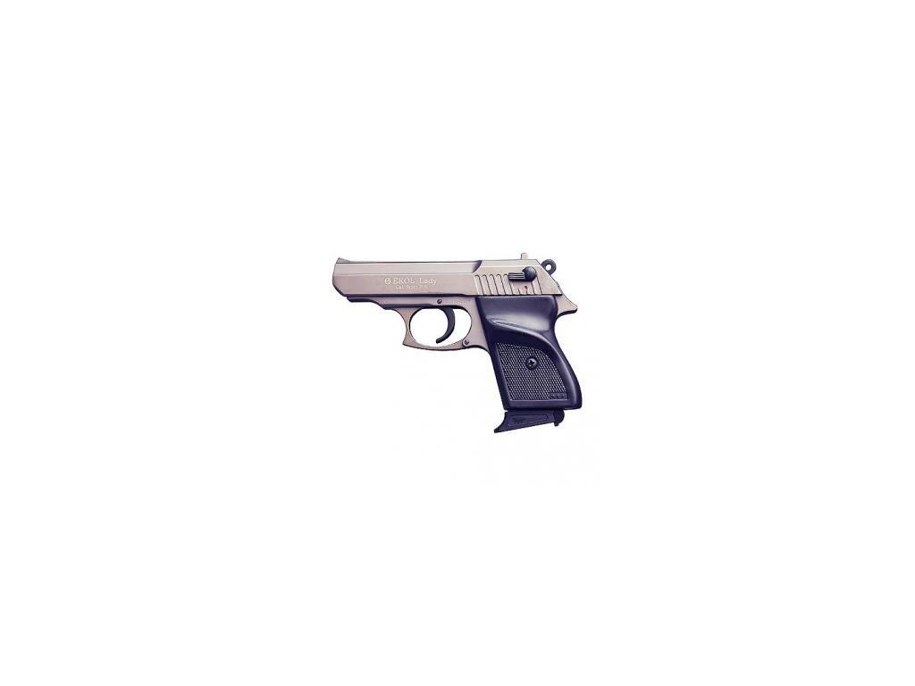 Gas Pistol Ekol Lady Titan cal. 9mm