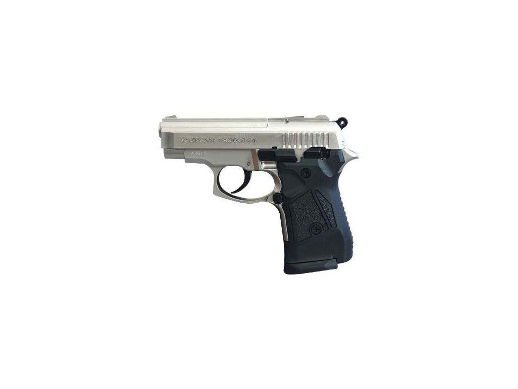 Gas Pistol Atak Zoraki 914 Satin cal. 9mm