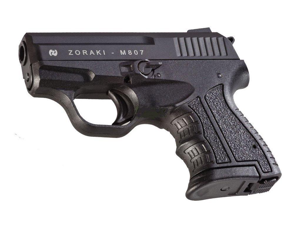 Gas Pistol Atak Zoraki 807 Black cal. 8mm