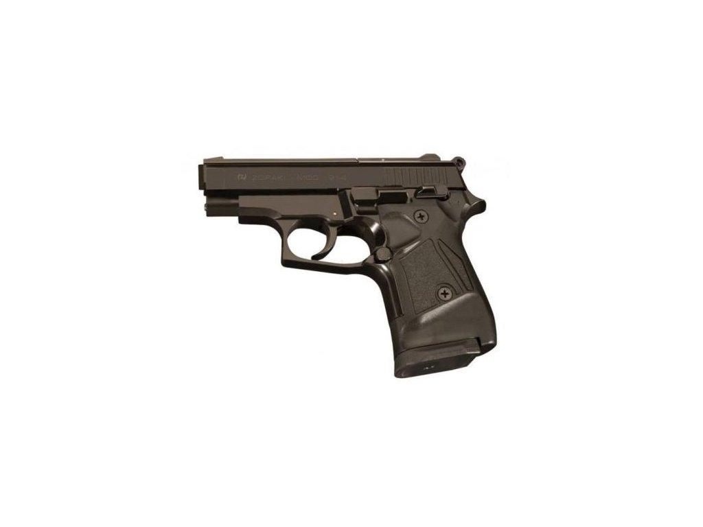 Gas Pistol Atak Zoraki 914 Auto Black cal. 9mm