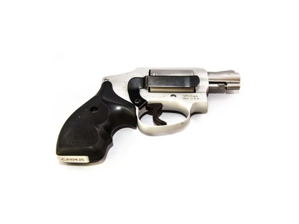 Clipdraw for Smith & Wesson Revolvers Black