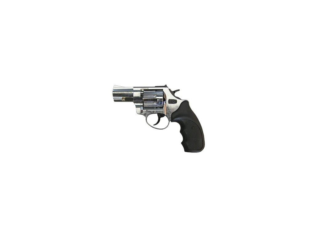 "Zoraki R1 2,5"" cal. 4mm Flobert Revolver - chrome"