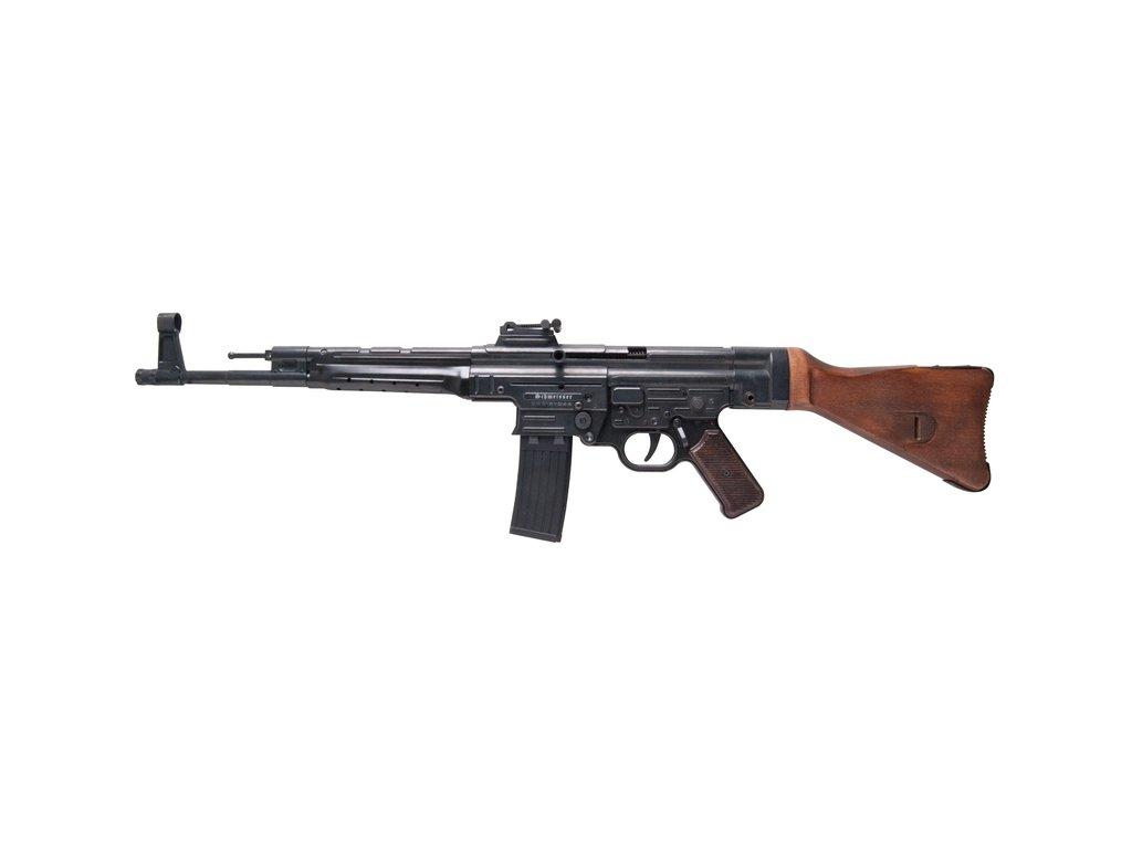 Gas Submachine Gun GSG STG-44 cal. 9mm PA Knall