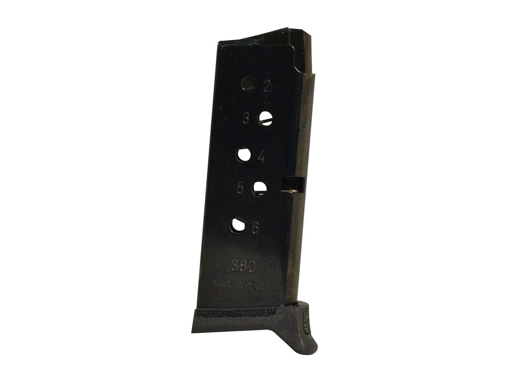 Ruger LCP Magazine with Grip