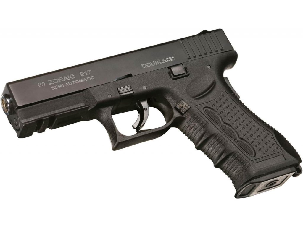 Zoraki 917 cal. 6mm ME Flobert Pistol