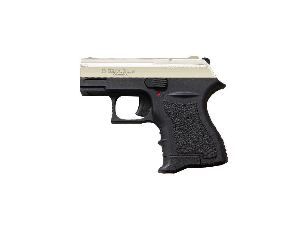 Gas Pistol Ekol Botan Satin cal. 9mm
