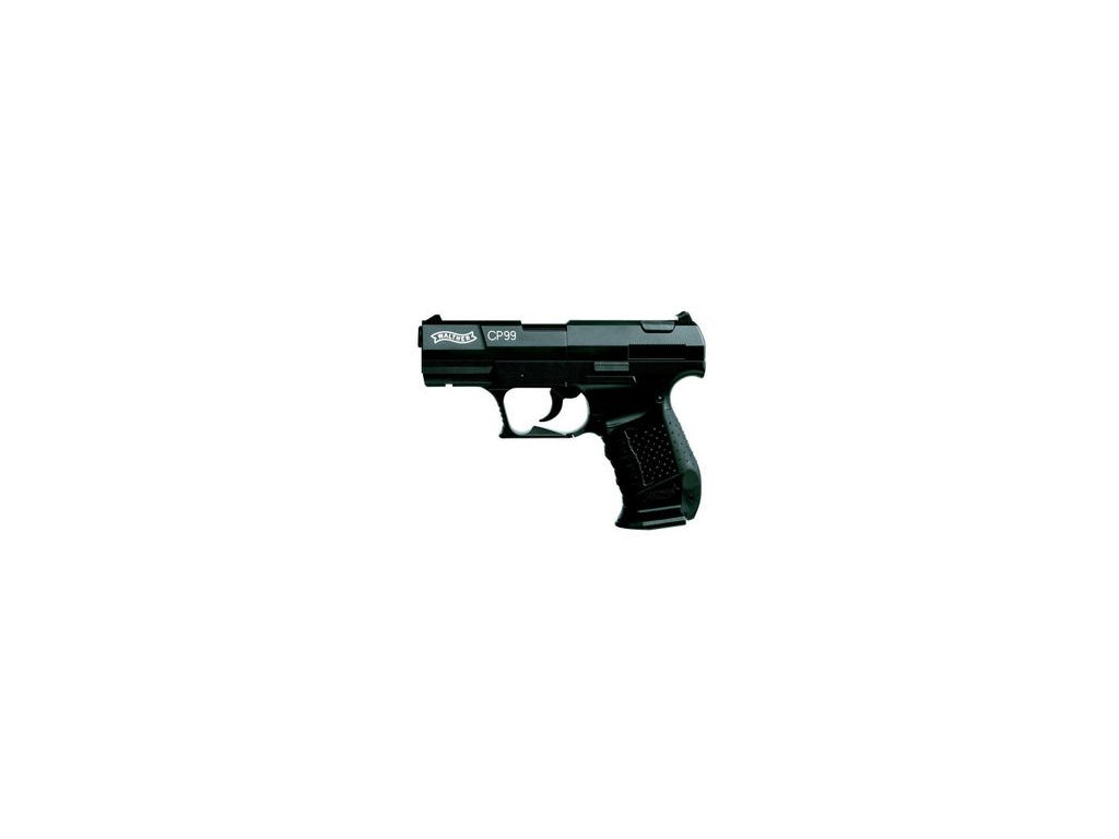 Walther CP99 CO2 Air Pistol cal. 4,5 mm