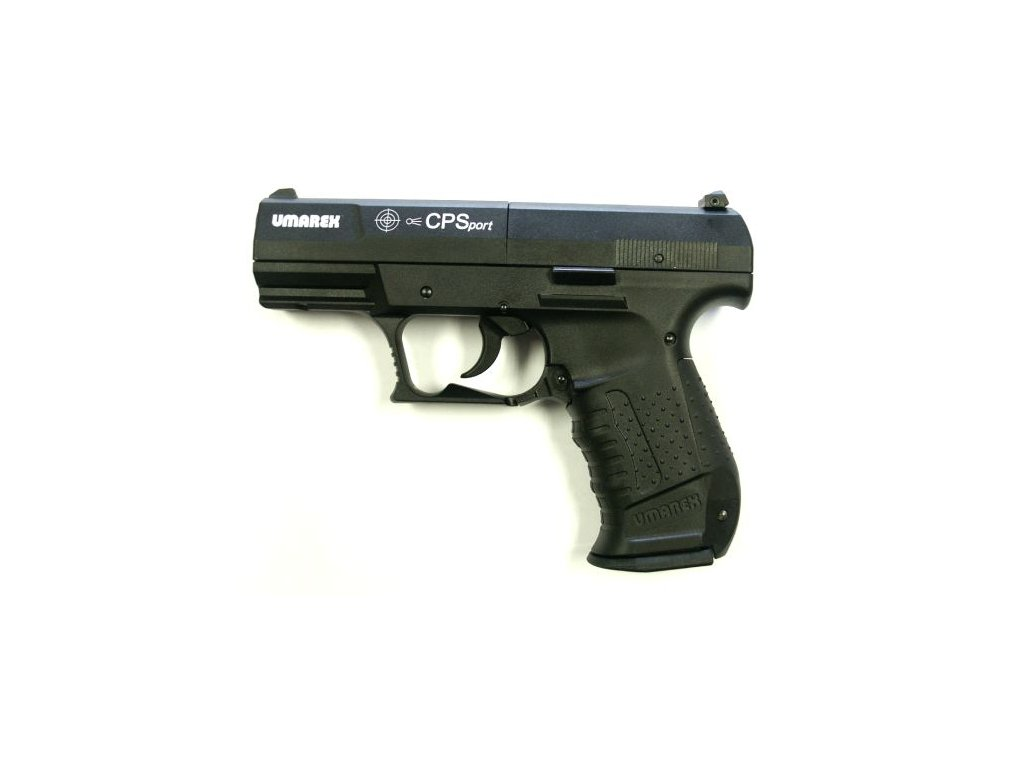 Umarex Walther CPS 99 Sport CO2 Air Pistol cal. 4,5mm
