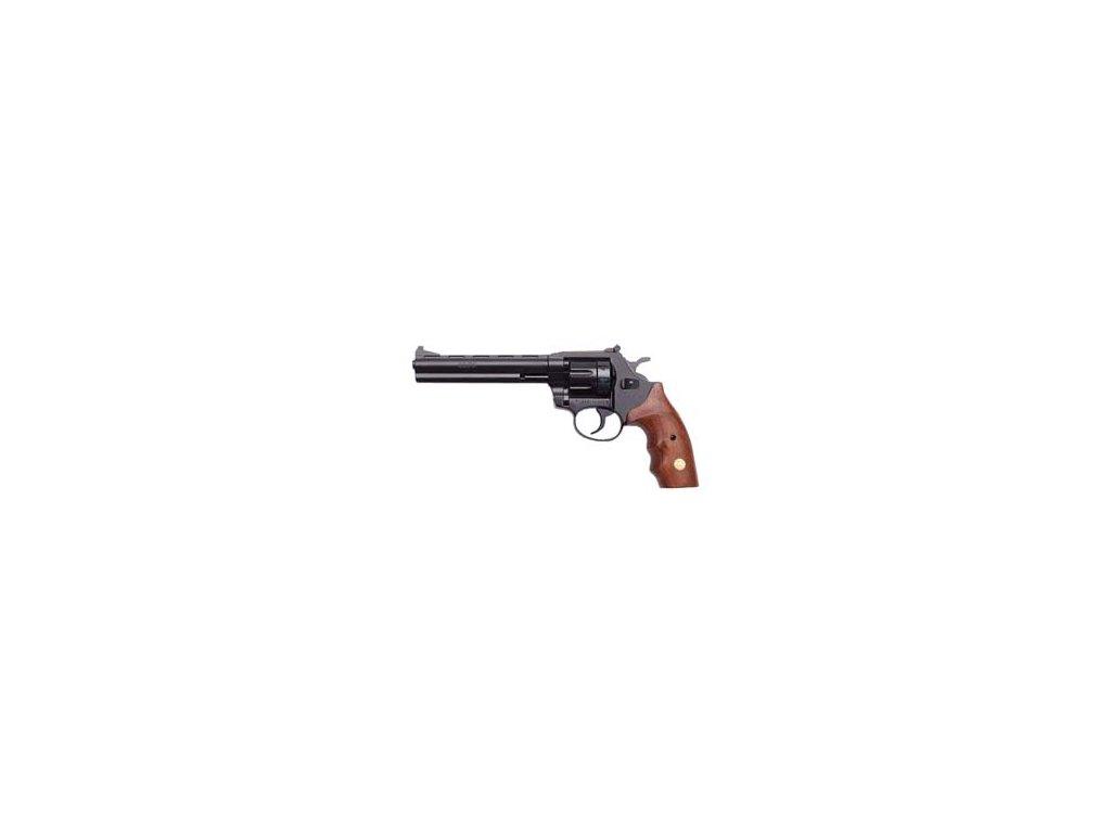 Alfa 661 cal. 6mm ME Flobert Revolver - black/wooden