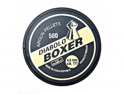 Diabolo Boxer 4,5 mm Pellet 500 pcs
