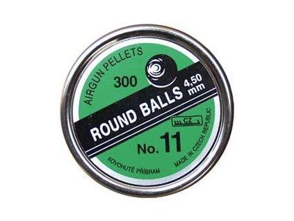 Round Balls 4,5 mm 300 pcs