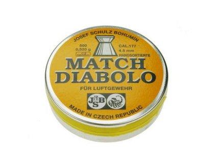 JSB Match Diabolo 4,5 mm Pellet