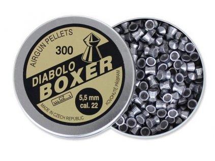 Diabolo Boxer 5,5 mm Pellet 300 pcs