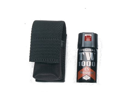 Dasta 246 Self Defense Spray Case