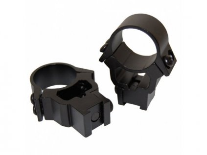 Two-piece Mounting 11mm High - Ring 26 mm
