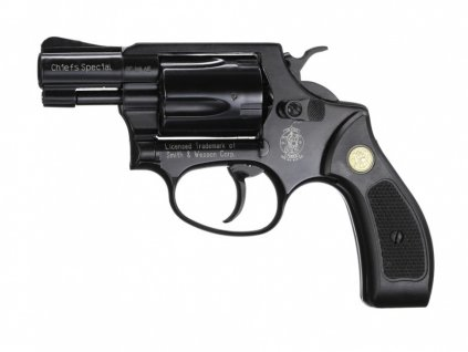 Gas Revolver Smith & Wesson Chiefs Special cal. 9mm