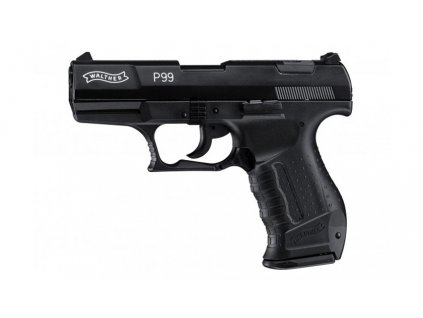 Gas Pistol Umarex Walther P99 Black cal. 9mm