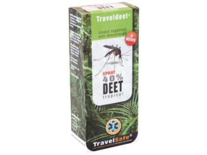 Traveldeet 40% Insect Repellent