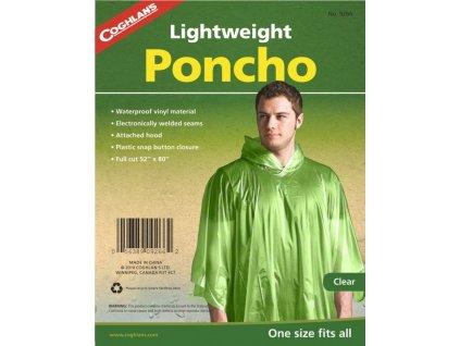 Coghlan's Lightweight Poncho Green