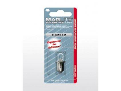 Maglite 2-C+D Bulb
