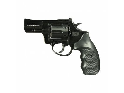 "Gas Revolver Ekol Viper 2,5"" black cal. 9mm"