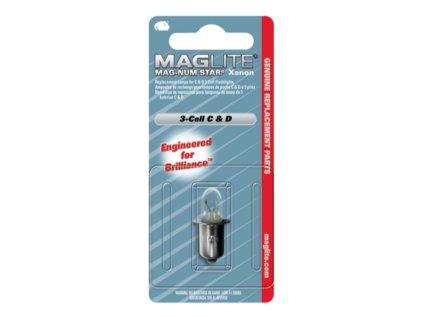Maglite 3-C+D Bulb