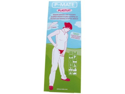 TravelSafe P-Mate Urinary Reduction for Women
