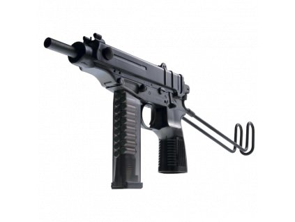 Gas Submachine Gun SA 61 Skorpion cal. 9mm P.A.K