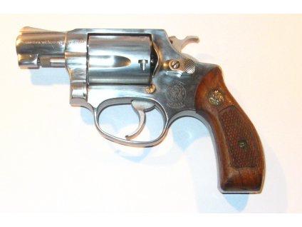 S&W Model 60 cal. 38 Spec.