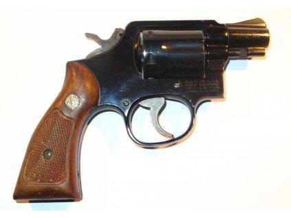 S&W Model 12-3 cal. 38 Spec.