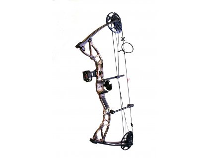 Poe Lang Exterminator Camo Pulley Bow