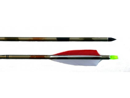 Easton Camo Hunter 1916 7,5/785 mm Dural Arrow