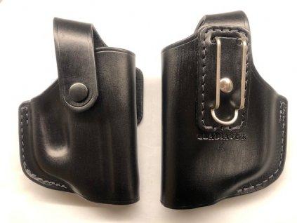Leather Holster Gladiator 45K clip