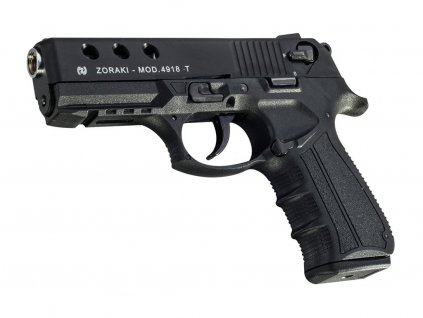 Gas Pistol Atak Zoraki 4918 black cal. 9mm