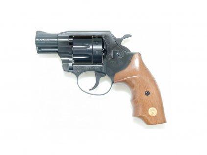 Gas Revolver Alfa 2 black wood cal. 9mm