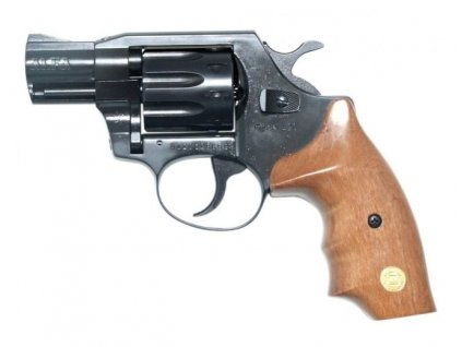 Alfa 420 cal. 4mm Randz. Flobert Revolver wood