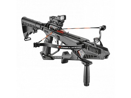 Crossbow Poe Lang Cobra R9 90 lbs Deluxe