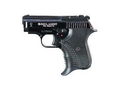 Gas Pistol Ekol Agent Black cal. 9mm