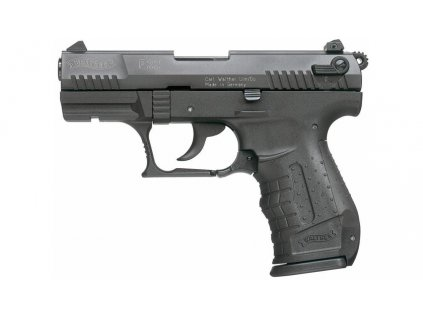Gas Pistol Walther P22 Black cal. 9mm