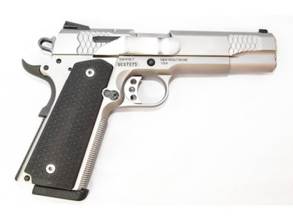 Clipdraw for 1911 Pistol Silver